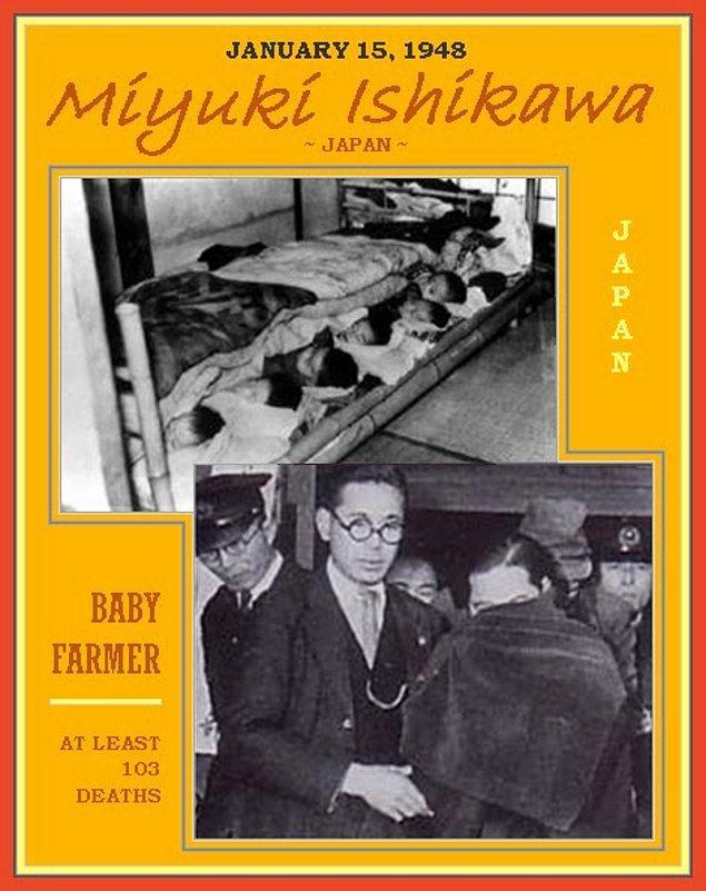Ishikawa, çocukların ebeveynleri tarafından terk edildiğini ve bu nedenle ölümlerin kendisinin ve kocasının değil, ebeveynlerin suçu olduğunu iddia etti.