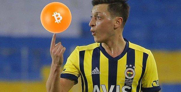 Fenerbahçe Takımının Yıldızı Mesut Özil Kendi Kripto Parasını Çıkarıyor!