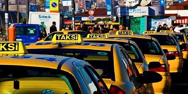 Hatta bırakın fazla ücret almayı, daha bugün bir taksici Anadolu yakasına geçmek için vize gerektiğine inandırdığı turisti 400 dolar dolandırdı.