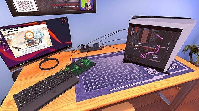 1. PC Building Simulator