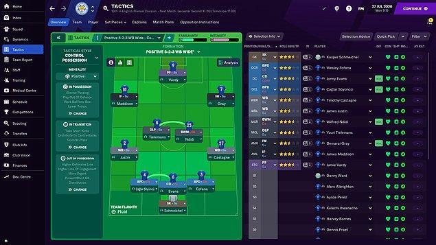 4. Football Manager Serisi