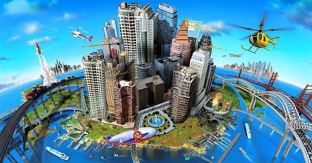 10. SimCity 4