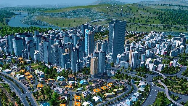 11. Cities: Skylines