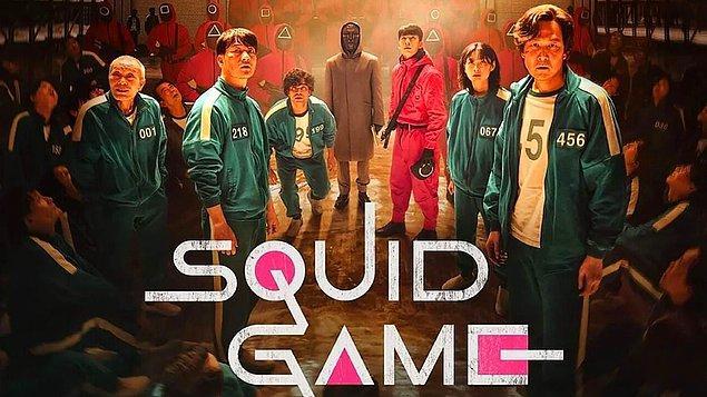 Son günlerin en popüler dizisi Squid Game, ülkemizde de dahil olmak üzere Netflix'in yayında olduğu tam 190 ülkede aşırı izlendi.