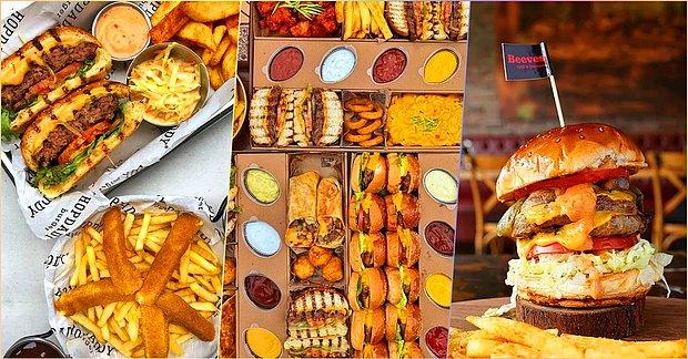 Açken Buraya Bakmayın! Yerken Kendinizden Geçeceğiniz İstanbul'daki En İyi 20 Hamburgerci