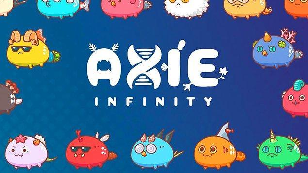 3. Pokemon'u hatırlatan oyun platformu Axie Infinity Shards ( AXS), analistin önerdikleri arasında!