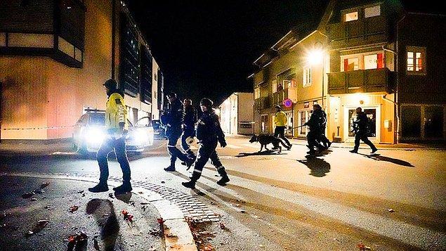 Norveç devlet televizyonu: En az beş can kaybı