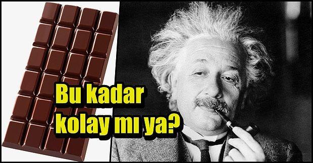 Çikolata ve Mikrodalga Fırın ile Evinizde Işık Hızını Ölçebileceğinizi Biliyor muydunuz?