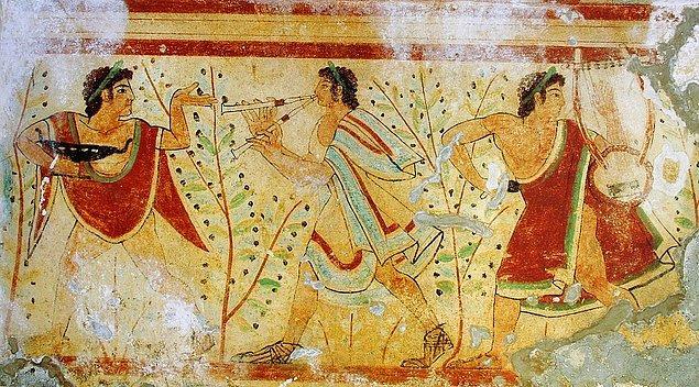 Etrüsklerin kökeni, daha önce ortaya atılan teorileri çürüttü.