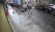 Teksas Böyle Rahatlık Görmemiştir: İstanbul'un Ortasında Arabasından İnip Kurşun Yağdırıp Yola Devam Eden Kişi