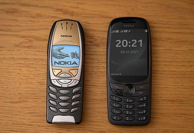 Nokia'dan Yeni 6310