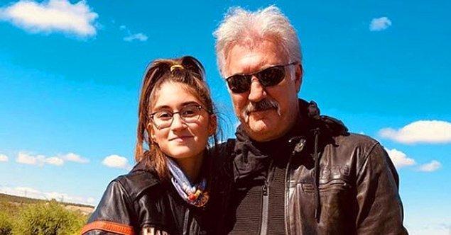 Tamer Karadağlı'nın Arzu Balkan ile evliliğinden olan kızı Zeyno, kocaman bir genç kız oldu.
