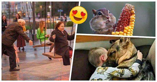 Sevgiyi Somutlaştıran Fotoğraflarıyla Gülümsemenin Bulaşıcılığından Faydalanmamızı Sağlayan 17 Kişi