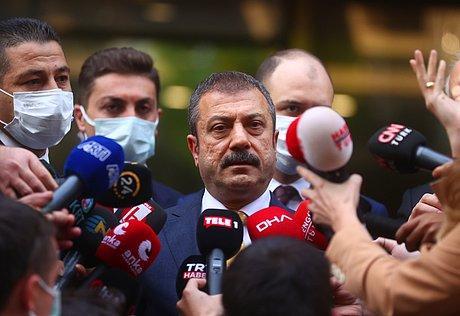 'Yaşanan Süreçteki Sorumluluğu Üstleniyor musunuz?' Sorusuna Kavcıoğlu: 'Süreçteki Sorumluluk Derken?'