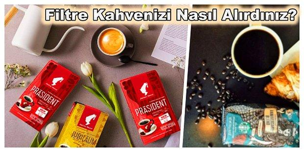 Kahveni Çok Daha Keyifle İçmek İçin Tercih Edebileceğin En İyi Filtre Kahveler