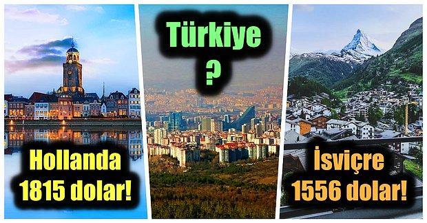 Listede Türkiye de Var! Avrupa'da İstenen Akılalmaz Kira Ücretlerini Görünce Epey Şaşıracağınız Kesin