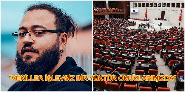 Jahrein Cumhurbaşkanına Kritik ÖTV Yetkisi Veren Oylamaya Katılmayan Muhalefet Vekillerine İsyan Etti!