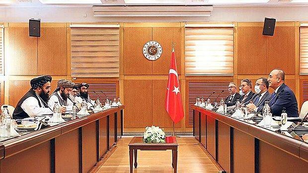 Ziyaretin Ardından Taliban'dan Açıklama: 'Türkiye, Afganistan'ı Yenileme Çalışmalarında Yer Alabilir'