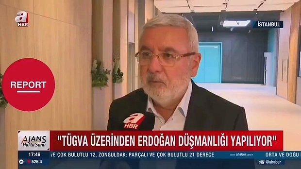 Mehmet Metiner'den İtiraf Gibi Açıklama: 'TÜGVA'lı Gençler Kaymakam, Hâkim, Savcı Olmasınlar mı?'