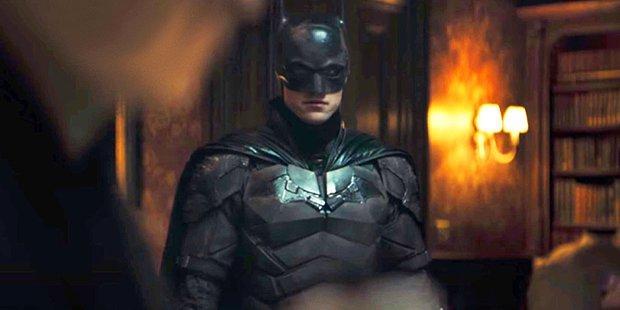 Robert Pattinson'lı The Batman Filminden Yeni Fragman Geldi