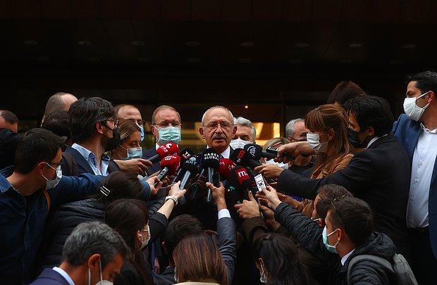 Kılıçdaroğlu, Bürokratlara Çağrısını Yineledi: 'Kanunsuz Ne Yaptırıyorlarsa Pazartesi İtibariyle Durun'
