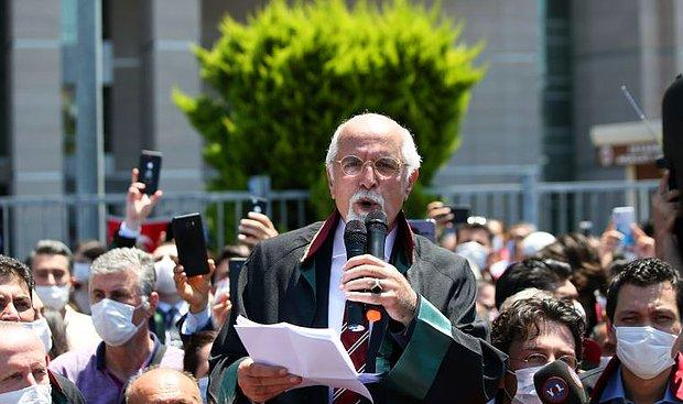 Mehmet Durakoğlu Yeniden İstanbul Barosu Başkanı Oldu