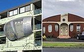 15 причудливых домов в Мельбурне, за дизайн которых австралийцам стыдно, а нам смешно (Продолжение)