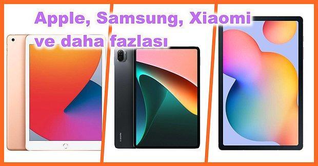 Dijital Ekranınızı Her Yere Taşıyıp Rahat Rahat Kullanabilmenizi Sağlayacak 12 Tablet ve Fiyatı