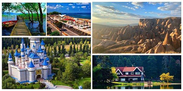 Ankara'da Hafta Sonu Nereye Gidelim Diye Düşünenler İçin Günübirlik Gezilebilecek 17 Şahane Lokasyon