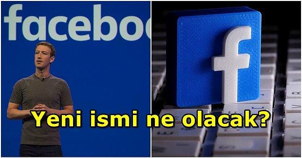 17 Yıl Sonra Gelen Değişiklik! Bilinmeyen Bir Kaynağa Göre Facebook'un İsmi Değişiyor