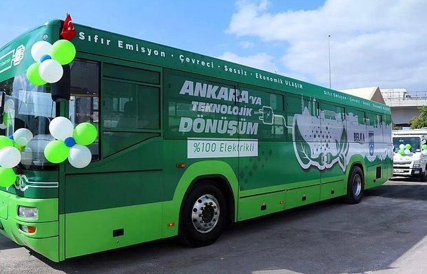 Mansur Yavaş: 'Ankara'yı Yeşil Dönüşümün Merkezi Yapmayı Hedefliyoruz'