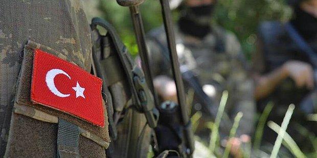 Tunceli'den Acı Haber: Jandarma Uzman Çavuş Burak Tortumlu Şehit Oldu
