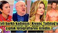 Kıvanç Tatlıtuğ'un Çıplak Fotoğraflarını Erkan Özerman'dan İstediği Söylenen Müge Dağıstanlı'nın Videosu Çıktı