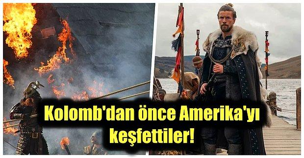 Yapılan Son Araştırmalar Sonucunda Vikinglerin Bin Yıl Önce Amerika'da Yaşadığı Keşfedildi!