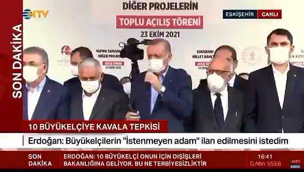Cumhurbaşkanı Erdoğan, 'Evim Yandı, Kimsem Yok' Diye Bağıran Vatandaşın İsyanını Duymazdan Geldi