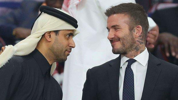 Katar'ın Dünya Kupası İçin David Beckham'a Teklifi Dudakları Uçuklattı!
