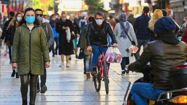 Koronavirüs Türkiye: 24 Bin 792 Yeni Vaka, 195 Ölüm...
