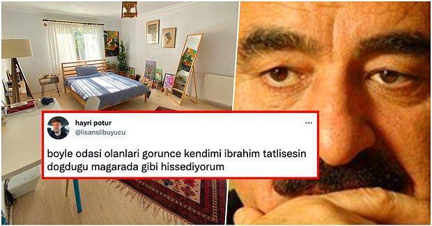 Dip Köşe Temizlik Yaptığı Saraydan Hallice Yatak Odasıyla Herkesi Çatır Çatır Çatlatan Twitter Kullanıcısı