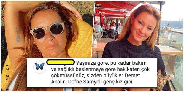 Pınar Altuğ, Paylaştığı Fotoğrafın Altına Gelen İlginç Yorumlara Verdiği Cevaplarla Yine Çok Konuşuldu!