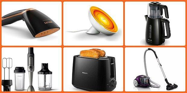 Bir Kere Alın Ömür Boyu Kullanın! Ucuz Eşya Alacak Kadar Zengin Olmayanlara Philips'ten 12 Ürün