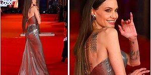 «Кого-то надо уволить!»: Поклонники Анджелины Джоли сходят с ума в сети после казуса звезды с наращенными волосами на красной ковровой дорожке в Риме
