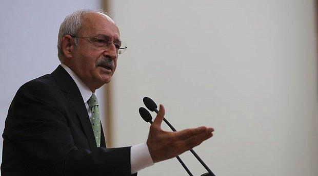 Kılıçdaroğlu: 'TÜGVA'cıları Gönder Kardeşim Suriye'ye, Komutanları da Bilal Erdoğan Olsun'