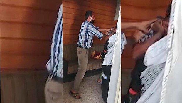 Şanlıurfa'da İşten Ayrılmak İsteyen Çırağa Ustasından Hortumla Dayak Atıldı İddiası