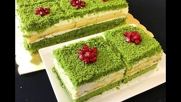 Ispanaklı Kek Nasıl Yapılır? Ispanaklı Kek Tarifi…