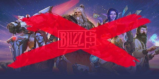 Bir Devrin Sonu Mu Geliyor: BlizzCon 2022 İptal Edildi!