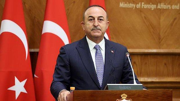 Bakan Çavuşoğlu: '10 Büyükelçinin Yaptığı Açıklama Kabul Edilemez'